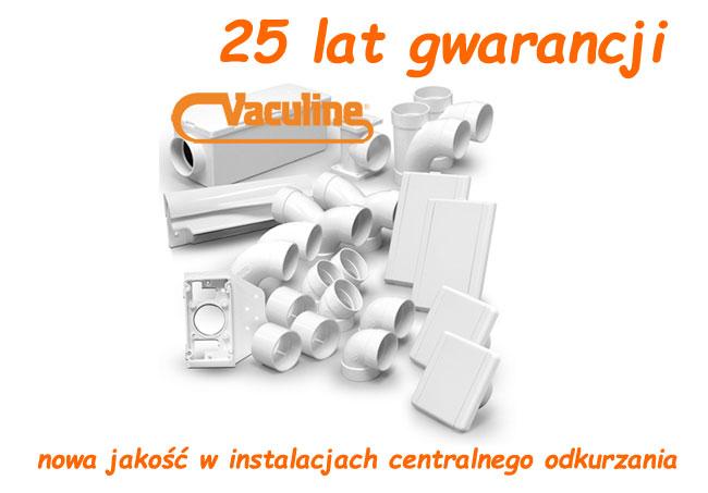 Rura PCV 2cale o długości 2m Vaculine
