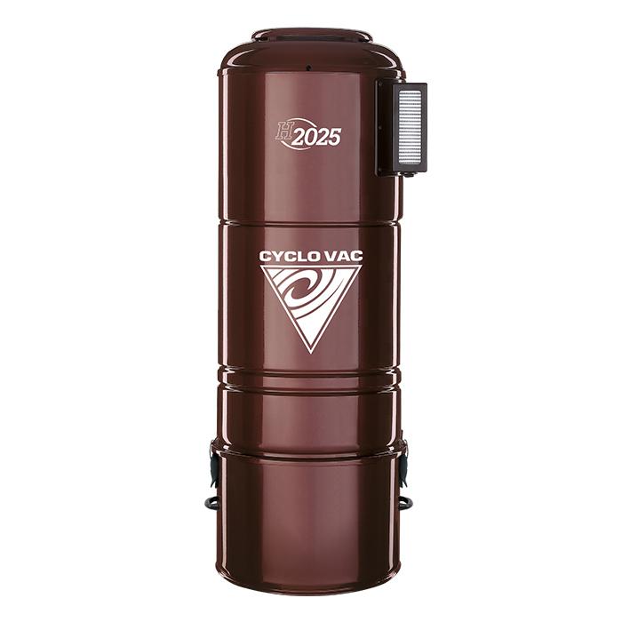 Odkurzacz centralny Cyclovac H2015 z zestawem Modern 9m