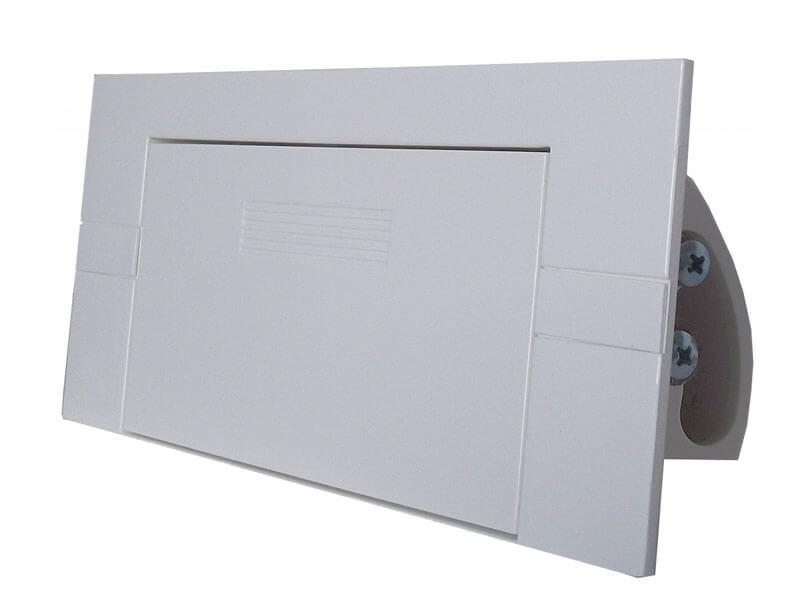 Szufelka automatyczna KitVac biała