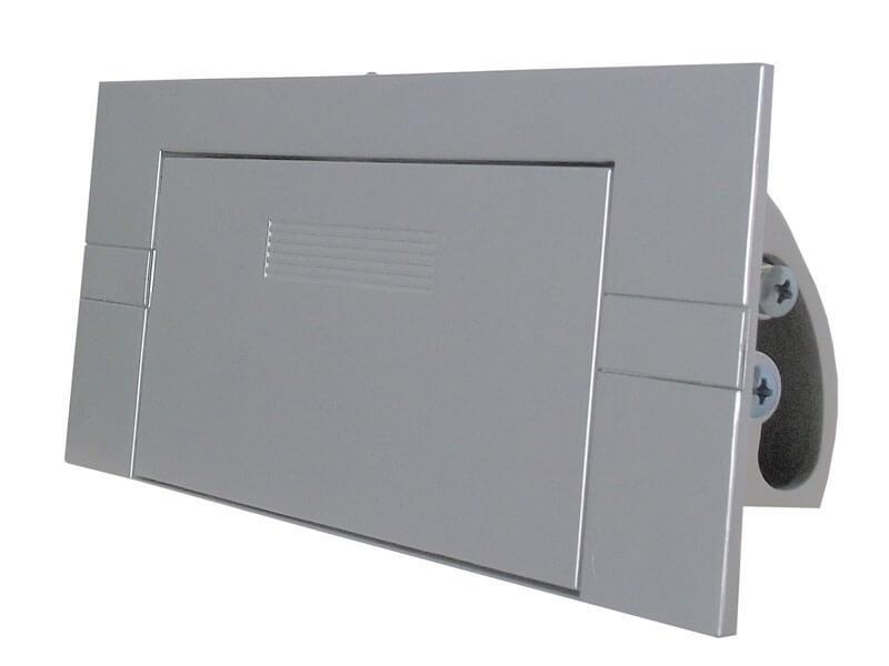 Szufelka automatyczna KitVac srebrna