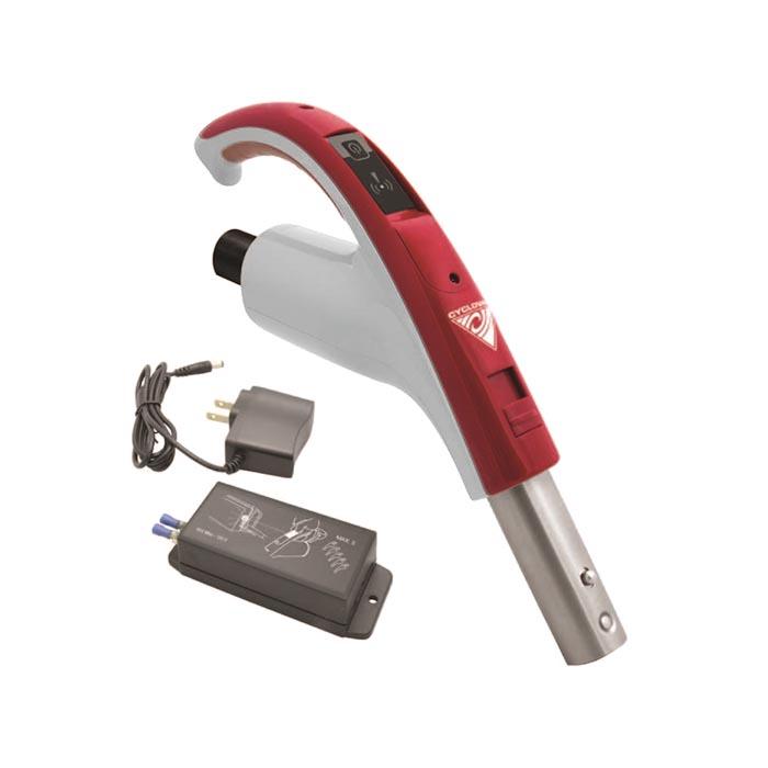 Rękojeść Cyclo Vac Retraflex z nadajnikiem i odbiornikiem
